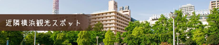 近隣横浜観光スポット