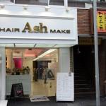 Hair Make Ash Motomachi shop